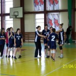 Волейбол, 5-7 клас, 3-то място в София 010